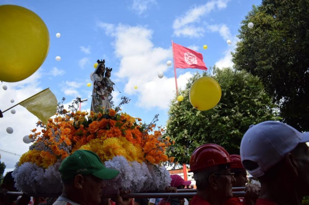 Boi da Fé:Garantido inaugura santuário em homenagem a seus padroeiros