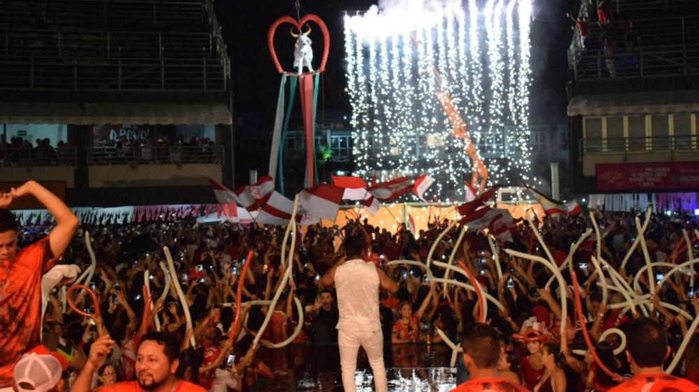 """CD """"Nós, o Povo"""" do Garantido é lançado com noite histórica, em Manaus"""