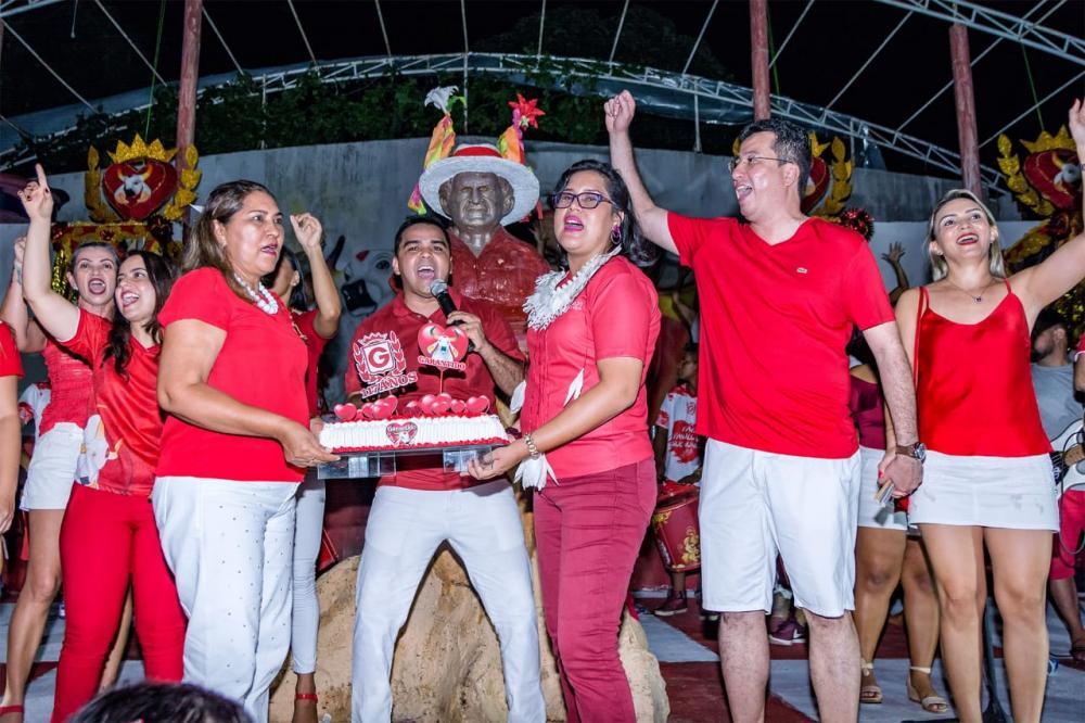 Garantido celebra Lindolfo Monteverde e anuncia novidades no dia da Tradição