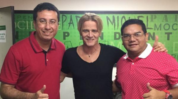 Diretoria do Boi Garantido realiza visita a patrocinadores e Escolas de Samba, no Rio