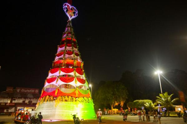 Inauguração da Árvore de Natal do Garantido confirmada para esta sexta-feira