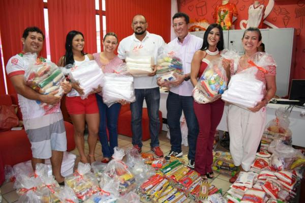 Ação solidária: Garantido entrega alimentos ao Hospital Padre Colombo nesta sexta